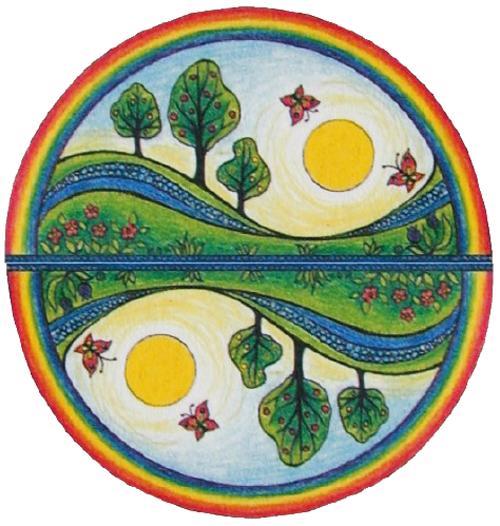 Brigitta Lang – Traumleben Logo